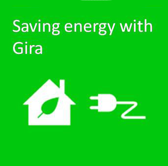 Saving Energy with Gira