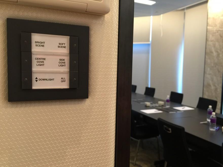 Mercure Bugis EIB KNX Installation System