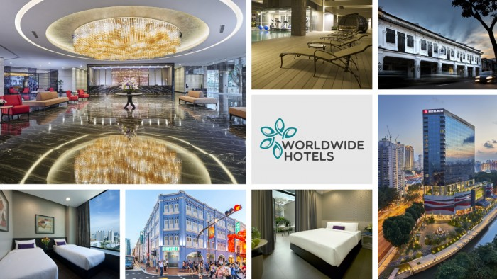 Eureka congratulates Worldwide Hotels on its launch and 25th anniversary