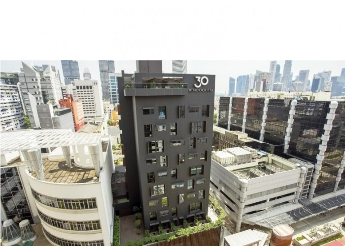 30 Bencoolen is Singapore's first hotel in harnessing the power of IoT implemented by Eureka Technologies